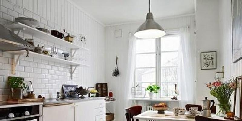 Imagenes de cocinas rusticas blancas images for Imagenes cocinas blancas