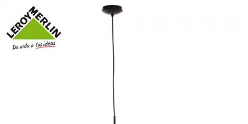 L mparas de comedor decoraci n - Leroy lamparas techo ...