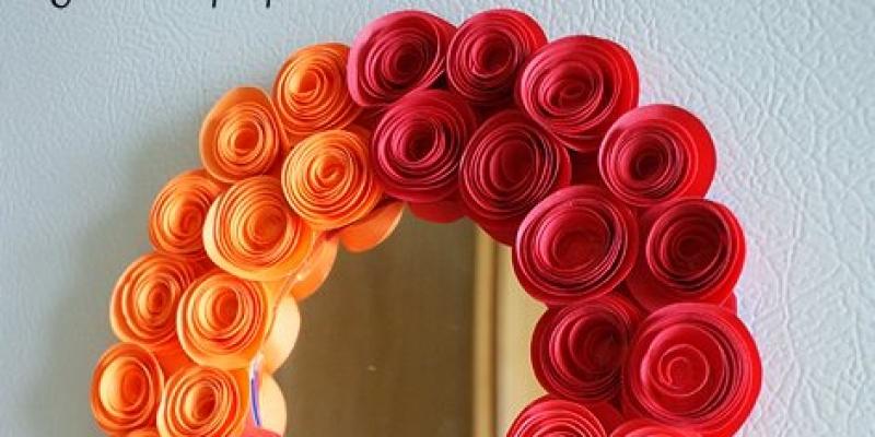 Decoraci n 8 espejos decorativos for Espejos decorativos con formas