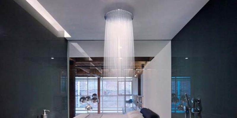 Ba os de estilo industrial decoraci n - Disenos de duchas ...