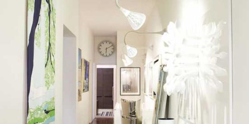 Decoraci n pinturas bruguer alta luminosidad for Zapateros estrechos conforama