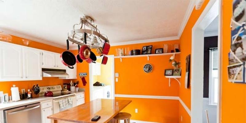 Colores Para Pintar La Cocina Colores Para Pintar Sala Comedor Y - Colores-para-pintar-una-cocina