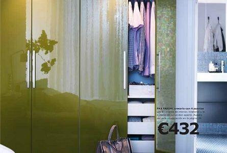 Decorar habitaci n 7 - Armarios baratos en ikea ...