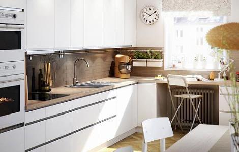 Decorar cocina 6 - Encimeras madera cocina ...