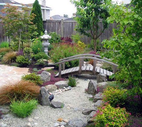 Decoraci n tendencias decoraci n - Decoracion jardin zen ...