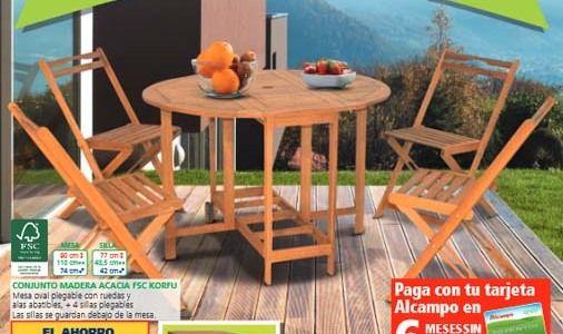 Decorar jard n for Catalogo jardin alcampo