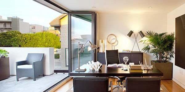 despachos modernos ideas originales para decorarlos con buen gusto - Decoracion Despachos