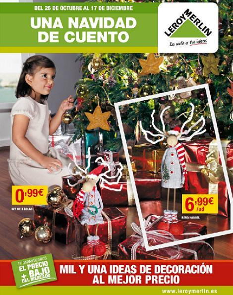 Catálogo de Navidad de Leroy Merlin