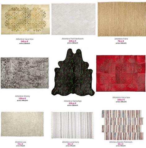 Llegan las rebajas de zara home de enero 2014 cargadas de for Zara alfombras
