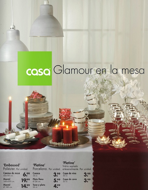 Casa home cat logo invierno 2014 2015 decoraci n for Catalogo de casa decoracion
