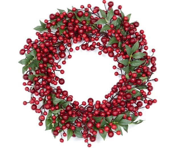 corona-de-acebo-para-decorar-puerta-en-navidad-3