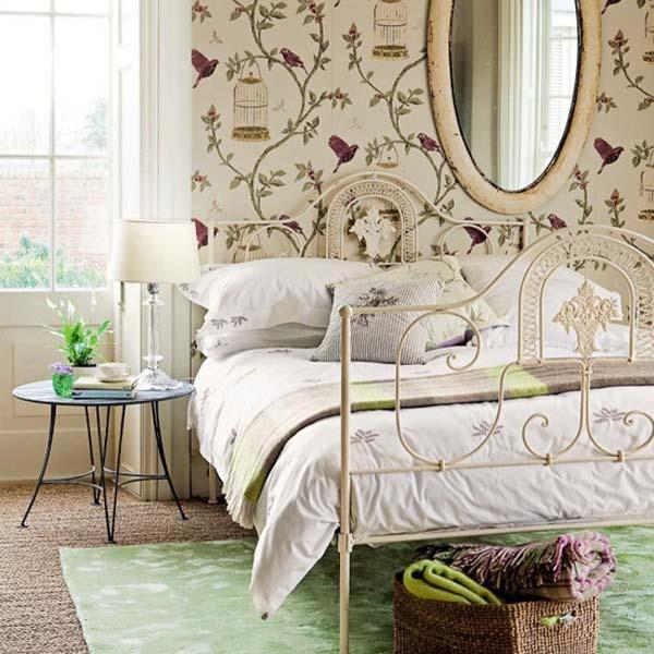 decoracion-vintage-para-las-paredes