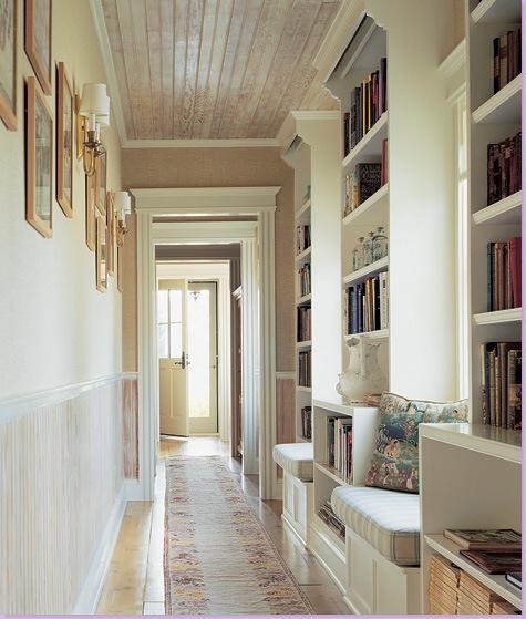 Fotos de decoraci n de pasillos estrechos decoraci n for Zapateros estrechos conforama