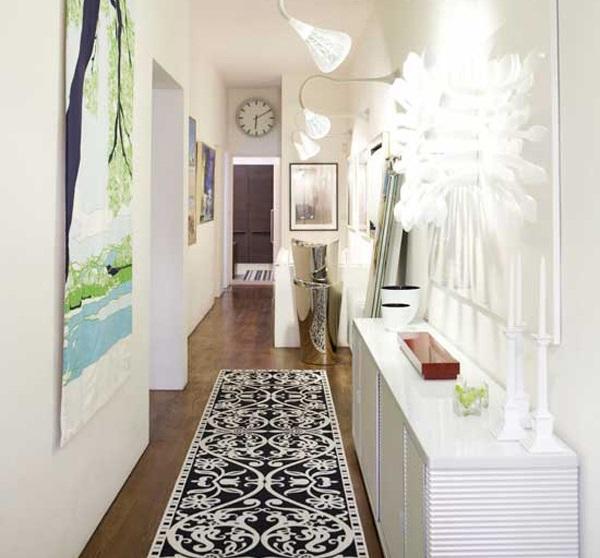 Fotos de decoraci n de pasillos estrechos decoraci n - Como decorar pasillos estrechos ...