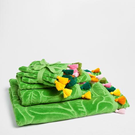 Rebajas de zara home verano 2015 redecora tu casa for Zara home toallas bano