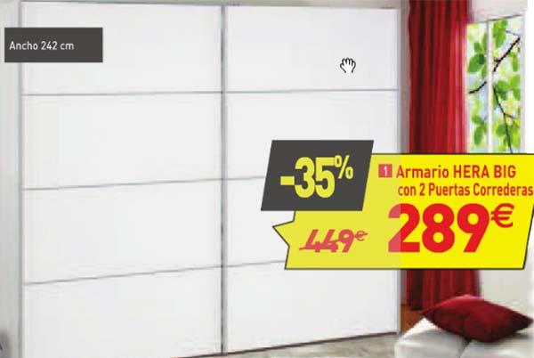 Cat logo conforama online ofertas mayo 2015 decoraci n - Catalogo armarios conforama ...