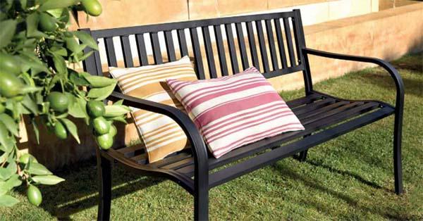Cat logo hipercor terraza y jard n verano 2015 for Bancos de granito para jardin