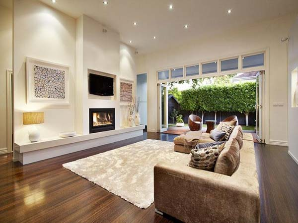Ideas para decorar tu sal n fotos de salones con encanto - Ideas decoracion salon ...