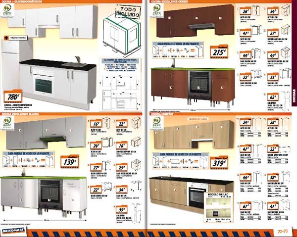 cocinas-catalogo-bricomart-septiembre-2015