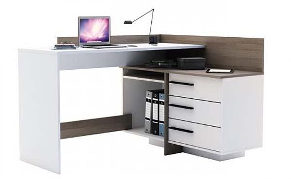 Escritorios conforama buenos bonitos y baratos for Comprar escritorio barato