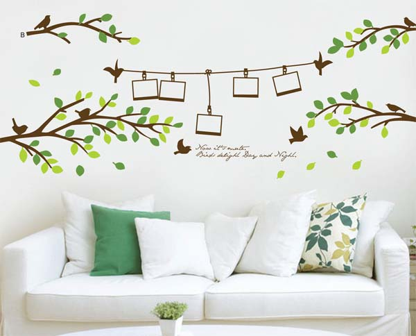 d nde comprar vinilos decorativos para paredes