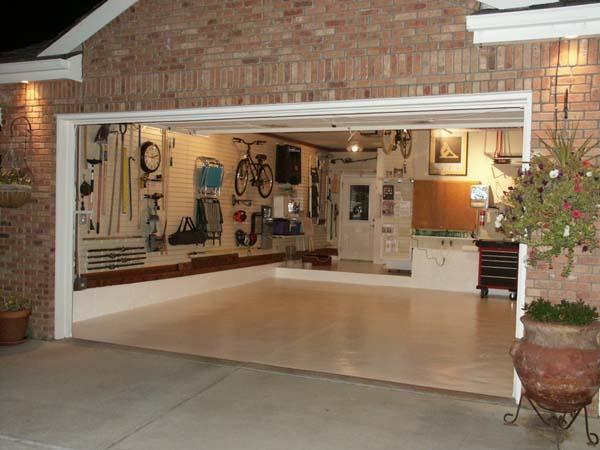 5 ideas para la decoraci n de garajes for Garaje de ideas