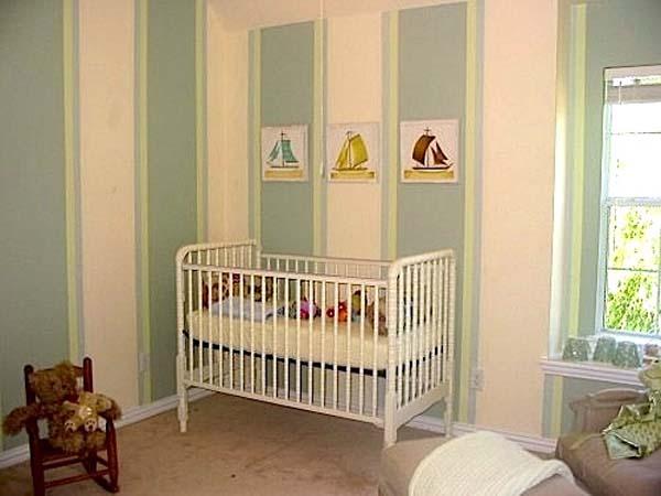 habitacion-para-bebe-con-papel-pintado