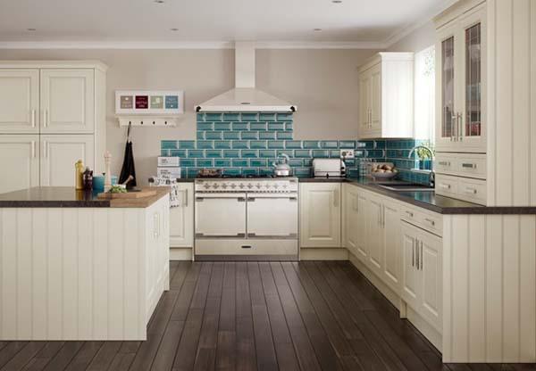 5 colores diferentes para pintar cocinas decoraci n - De que color pintar la cocina ...