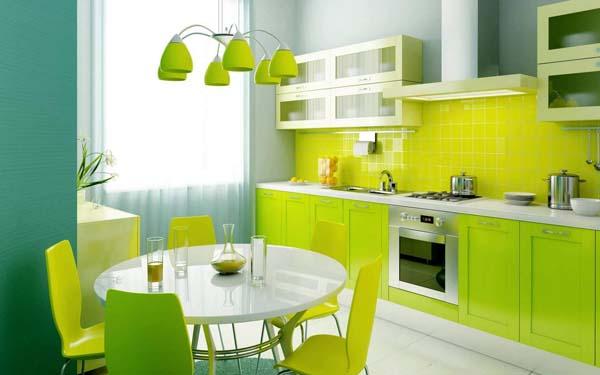 pintar-la-cocina-de-color-verde