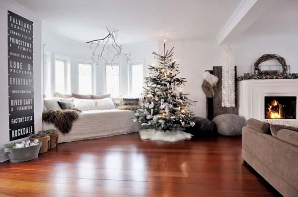 como-decorar-el-salon-para-navidad