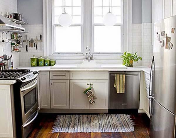 Decoración Ideas sencillas para cambiar la cocina