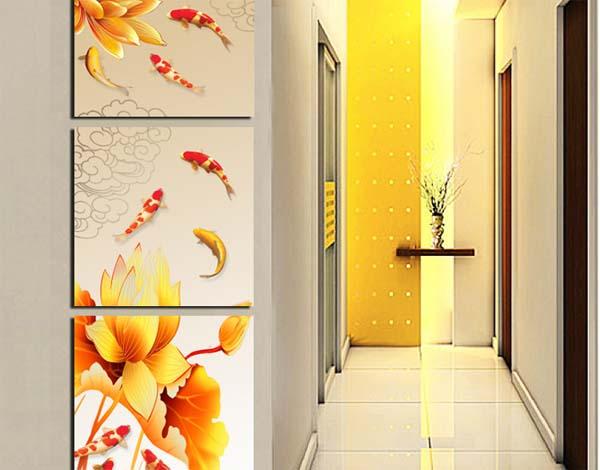 Baño Feng Shui Decoracion:Decoración Decorar un pasillo con los principios del feng shui