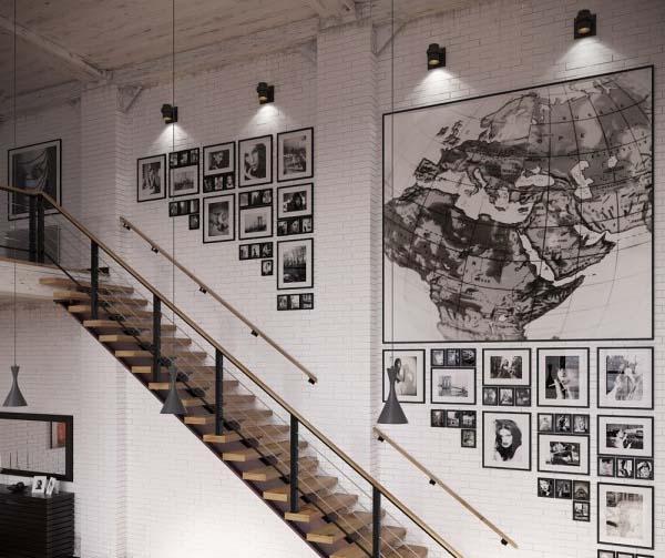 decoracion-de-un-loft-en-estilo-industrial