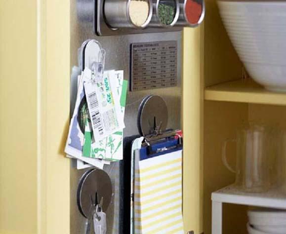 Decoraci n c mo aprovechar el espacio de la cocina - Aprovechar espacio cocina ...