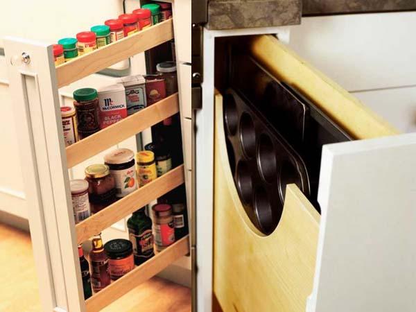 Aprovechar espacio cocina dise os arquitect nicos - Aprovechar espacio cocina ...