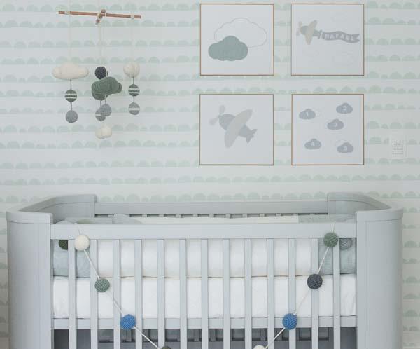color-verde-para-decorar-la-habitacion-del-bebe