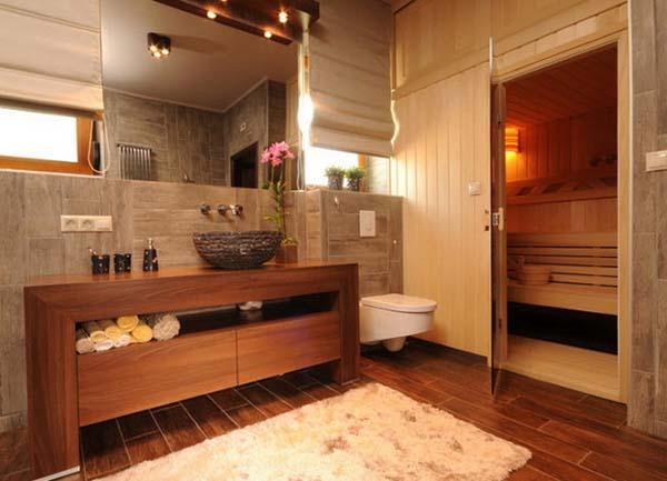 Decoracion Baños Tendencias:tendencia-bano-con-sauna
