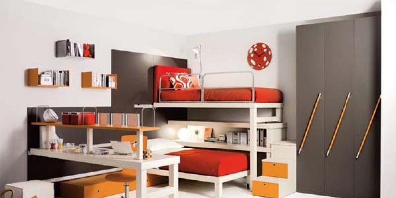 71463aa17173 8 fotos de dormitorios infantiles – Decoración