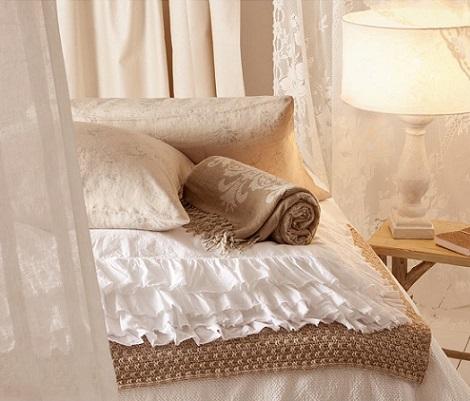lookbook zara home septiembre 2013 textiles cama
