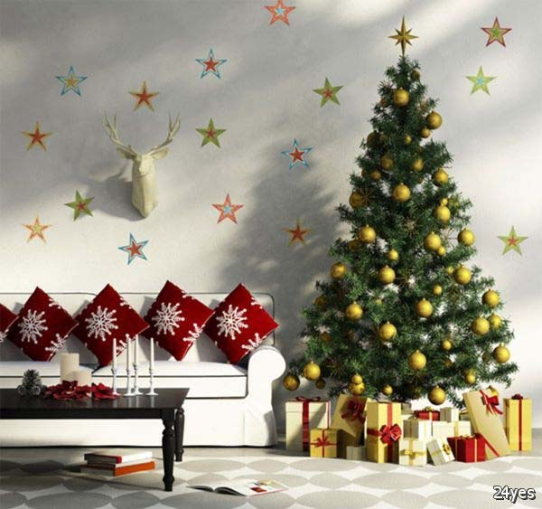 decoracion-navideña-para-el-salon-4