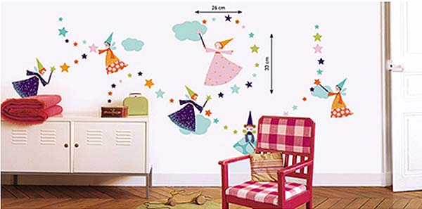 Vinilos infantiles leroy merlin 2015 decoraci n for Decoracion habitacion infantil leroy merlin