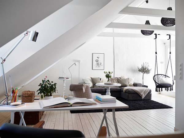 decoracion-piso-bajo-cubierta