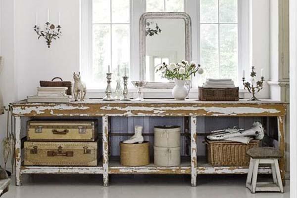 como-decorar-con-estilo-vintage