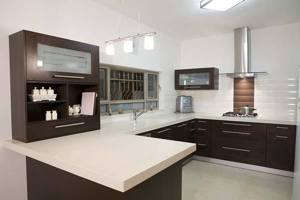 cocinas-con-materiales-de-bajo-mantenimiento