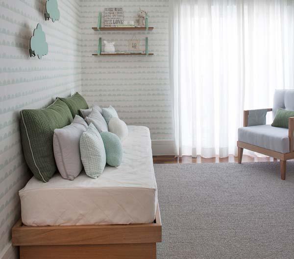 decoracion-habitacion-de-bebe-en-color-verde