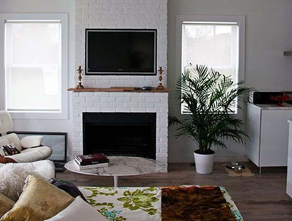 decoracion-del-hogar-con-chimenea
